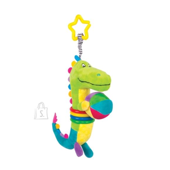 Happy Snail riputatav mänguasi krokodill Croco