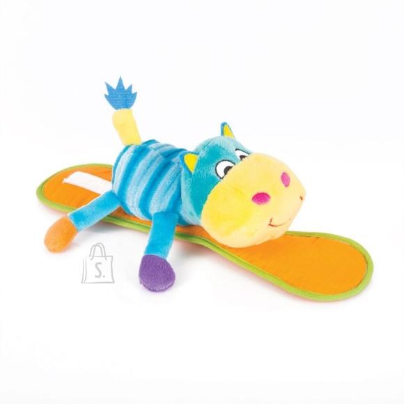 "Happy Snail HAPPY SNAIL Kinnitatav mänguasi Jõehobu ""Hippo Bubba"""