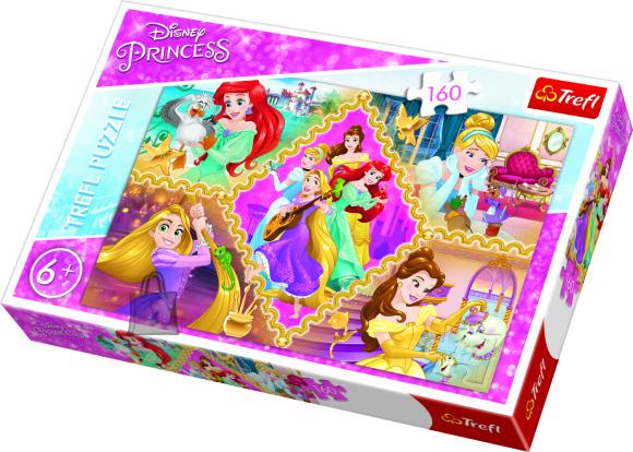 Disney pusle Disney Princess 160tk