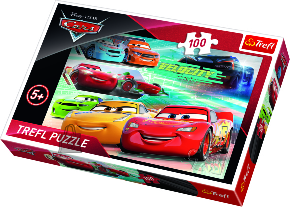 Trefl pusle Cars 100tk