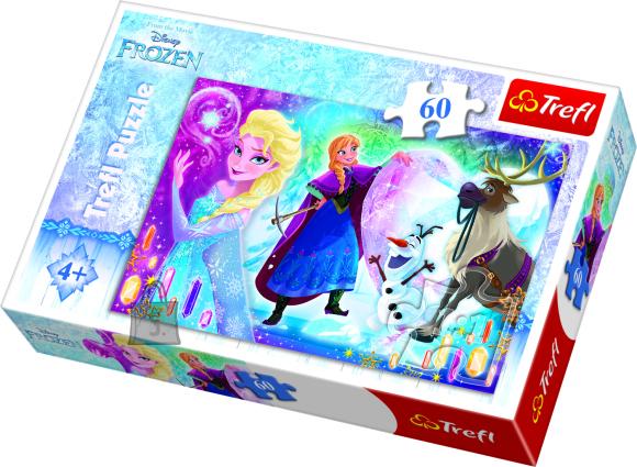 Trefl pusle Frozen 60tk