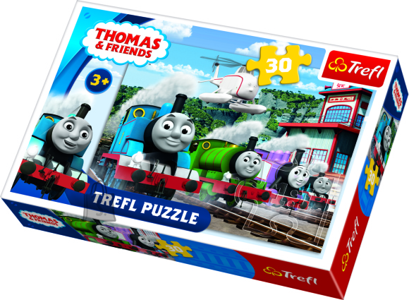 Trefl pusle Thomas and Friends 30tk