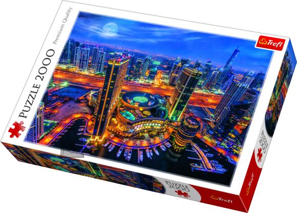 Trefl pusle Dubai 2000tk