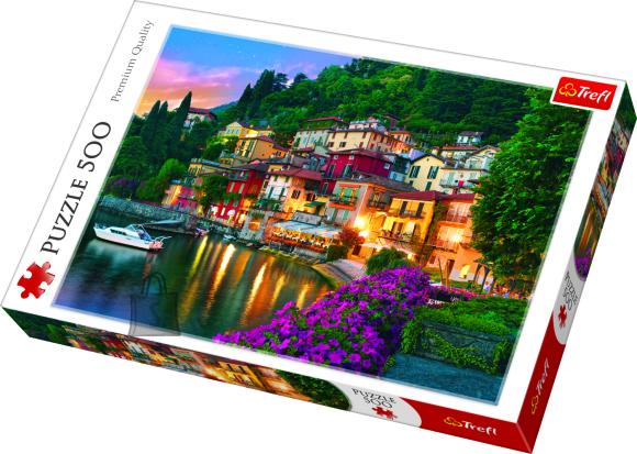 Trefl pusle Como järv 500tk
