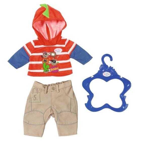 Baby Born Zapf nuku riidekomplekt (poisile)
