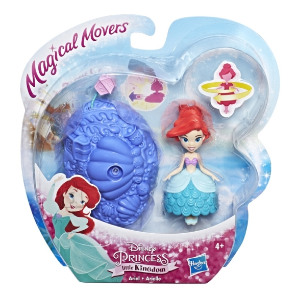 Disney Hasbro Princess keerlev mini nukk