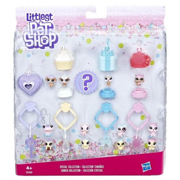 Littlest Pet Shop Hasbro lemmikloomade erikollektsioon