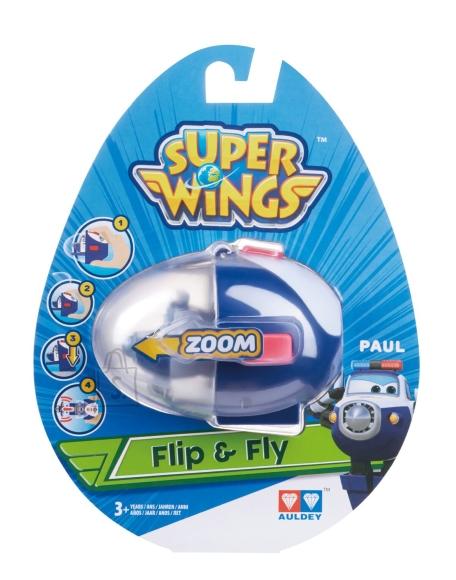 Super Wings Flip'n'Fly lennuk Paul