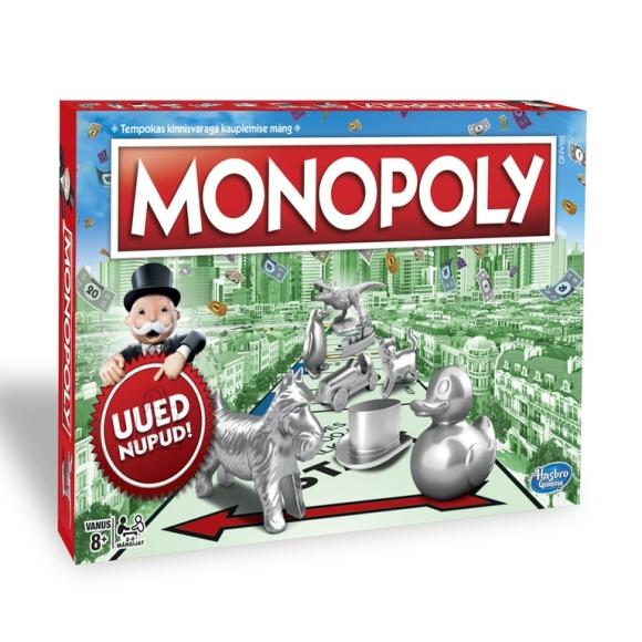 Monopoly lauamäng Monopoly Classic EST