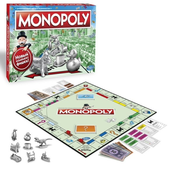 Monopoly lauamäng Monopoly Classic RUS