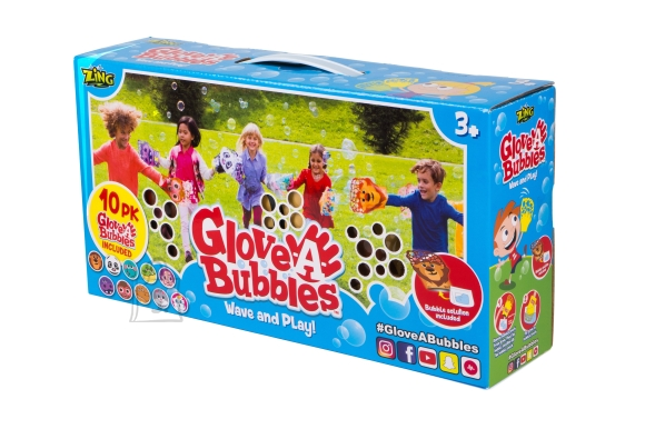 Glove-a-Bubbles mullitamise kindad
