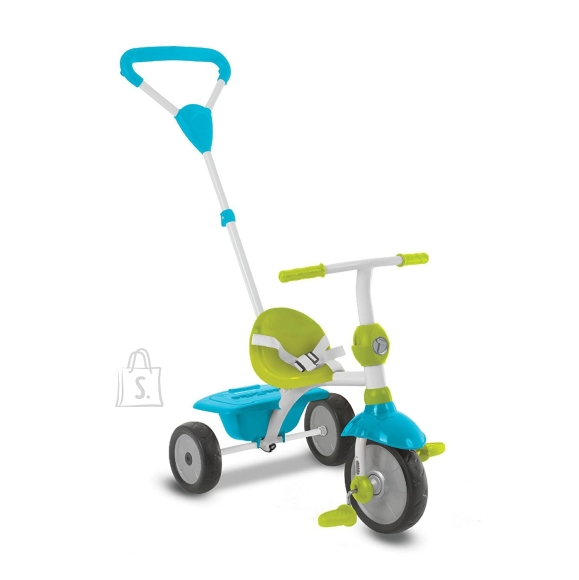 SmarTrike Zip sinine 3-rattaline jalgratas