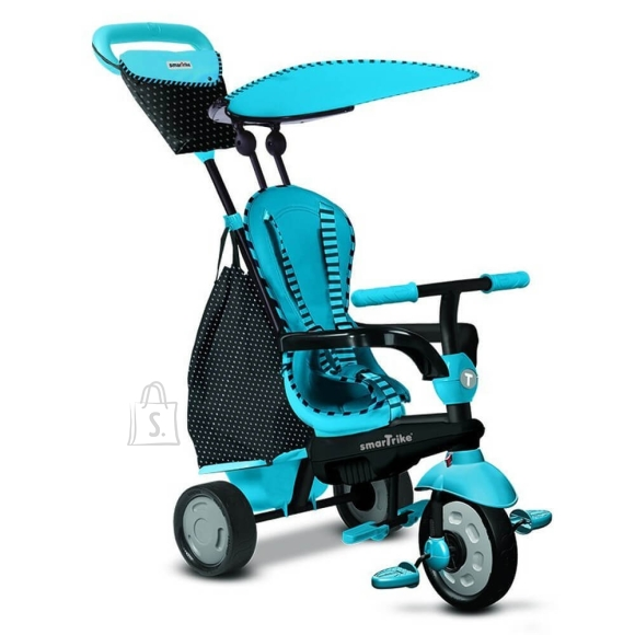 SmarTrike kolmerattaline jalgratas Glow Blue