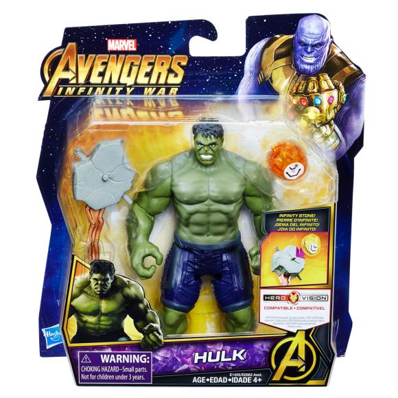 Avengers Hasbro filmikuju aksessuaaridega