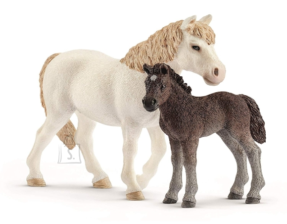 Schleich Horse Club poni ja varss