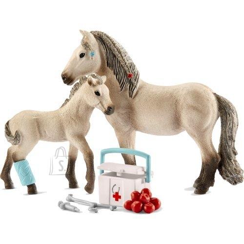 Schleich SCHLEICH HORSE CLUB Hannah esmaabikomplekt