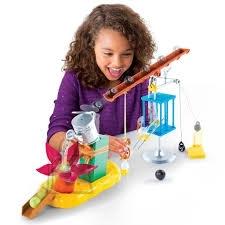 Spin Master Rube Goldberg mängukomplekt Aia väljakutse