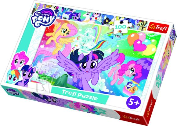 Trefl pusle My Little Pony 100tk