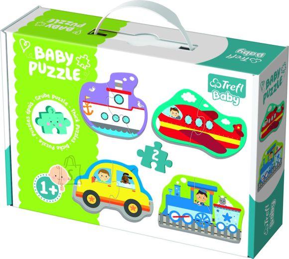 Trefl Baby beebipusle Sõidukid