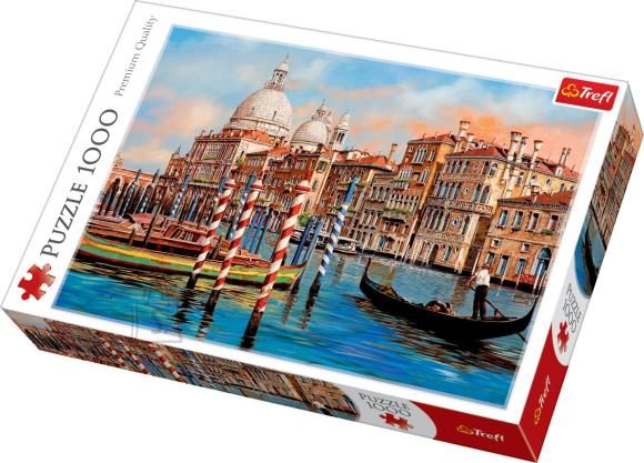Trefl pusle Veneetsia 1000tk