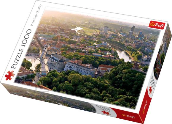 Trefl pusle Vilnius 1000tk