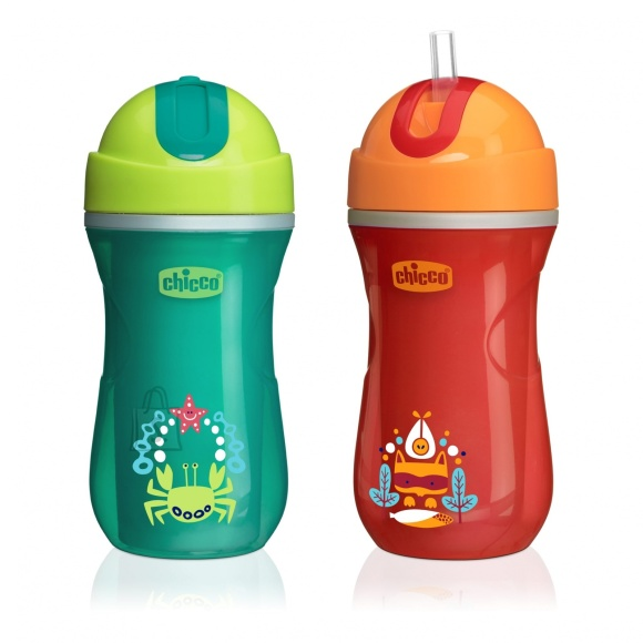 Chicco CHICCO MIX&MATCH Termotass 14M+, 266ml