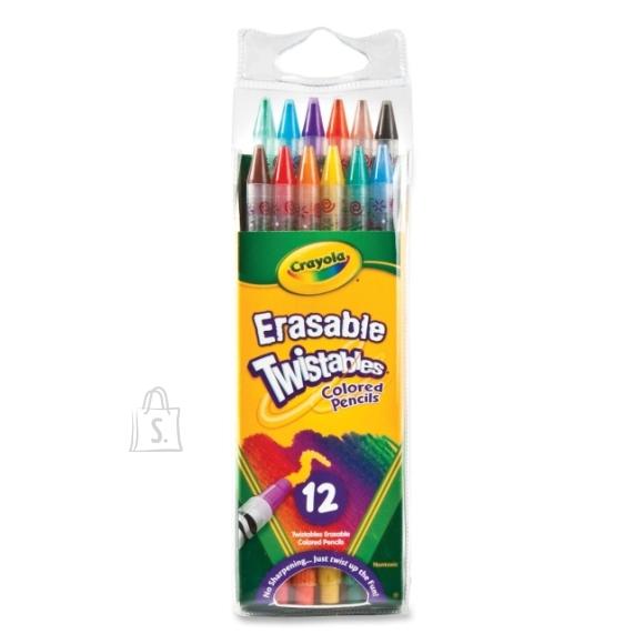 Crayola värviliiatsid 12tk