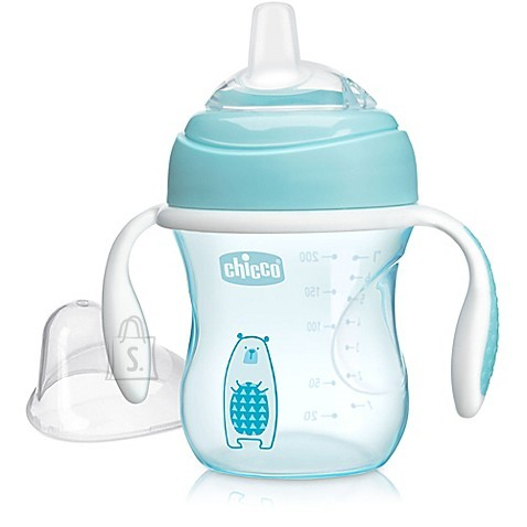 Chicco Mix & Match sinine joogitops 200 ml