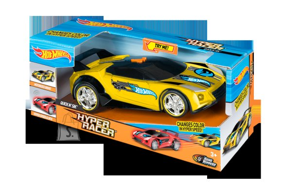 Toy State Hot Wheels puldiauto