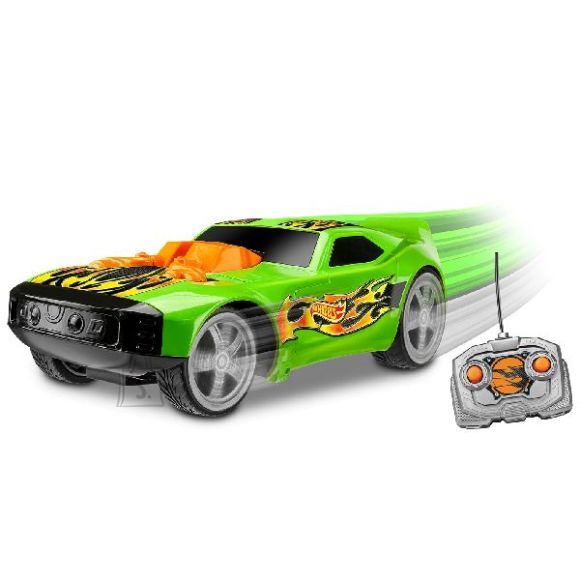 Toy State raadioteel juhitav Hot Wheels mänguauto