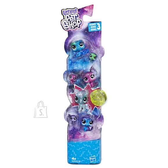Littlest Pet Shop Hasbro Cosmic sõbrad mängukomplekt