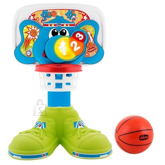 Chicco Fit&Fun reguleeritav korvpallirõngas