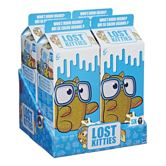 Hasbro Lost Kitties pimepakk