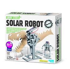 4M Green Sience päikeserobot