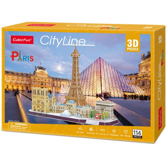 CubicFun 3D Pusle Pariis