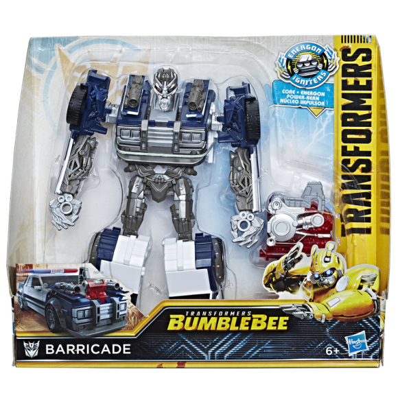 Transformers Hasbro Energon Ignitors filmikuju (Nitro)