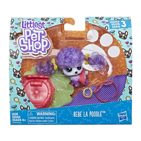 Littlest Pet Shop Hasbro loomakeste mängukomplekt