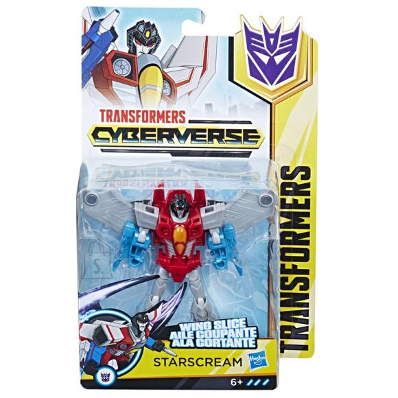 Transformers Hasbro Cyberverse filmikuju