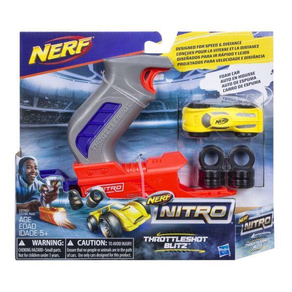 Nerf NERF NITRO Throttleshot Blitz mängukomplekt