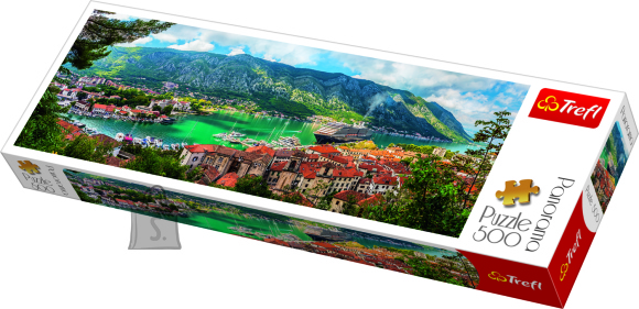 Trefl pusle Montenegro 500tk