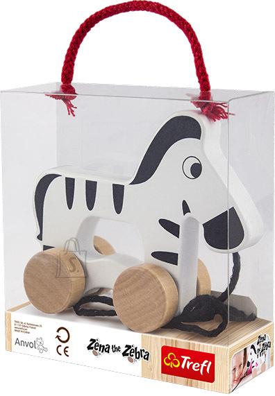 Trefl Wooden toys zebra Zena