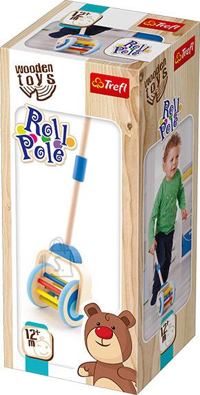 Trefl Wooden Toys tore trummel