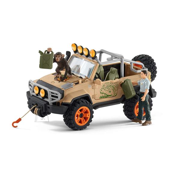 Schleich Wild Life 4X4 Auto