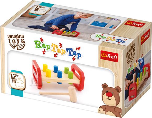 Trefl Wooden Toys toksimismäng