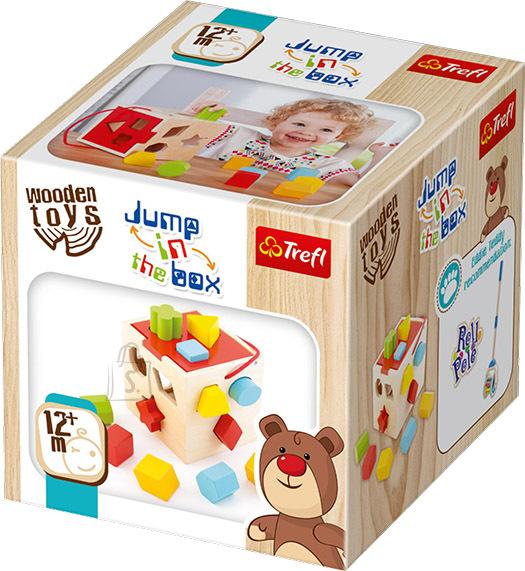 Trefl Wooden Toys Sorter