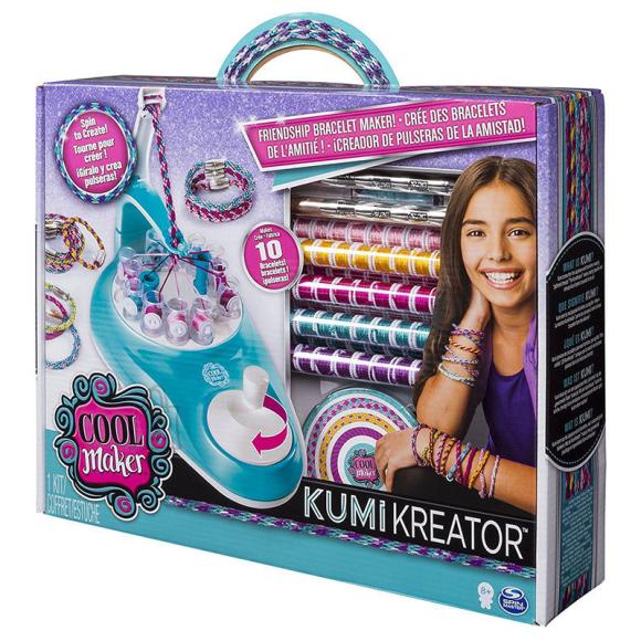Spin Master Cool Maker Kumi käevõru valmistamise komplekt