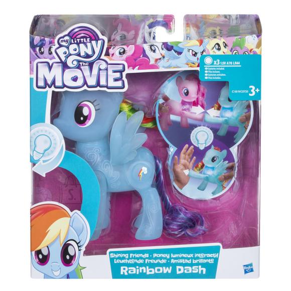 My Little Pony Hasbro Säravad sõbrad mängukomplekt