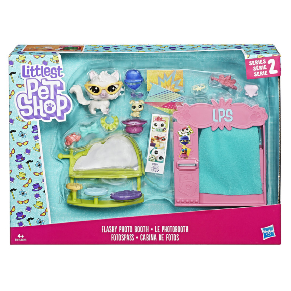 Littlest Pet Shop Hasbro mängukomplekt