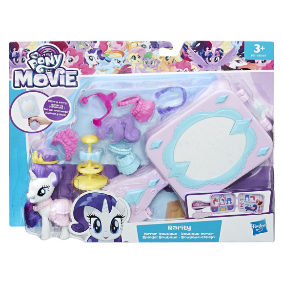 My Little Pony Hasbro mängukomplekt