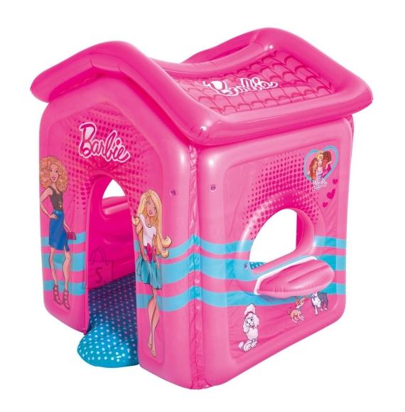 Bestway täispuhutav mängumaja Barbie